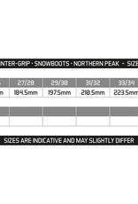 WINTER-GRIP WINTERGRIP SNOWBOOTS NORTHERN PEAK Ant/Gr/Bor