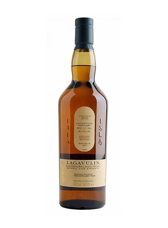 Lagavullin Lagavulin Distillery Exclusive Bottling 2017