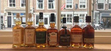 Hoe komt whisky aan zijn kleur? Waarom is whisky vaak bruin?