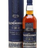 GlenDronach GlenDronach 18 Years Allardice 70CL - Bottled 2018