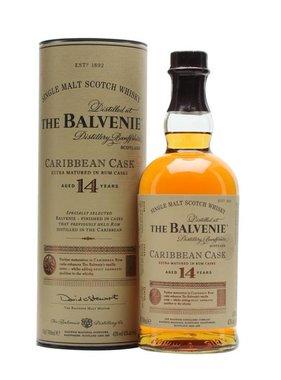 The Balvenie Single Malt Caribbean Cask 70 CL
