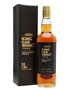 Lagavulin Kavalan King Car Whiskey 70CL