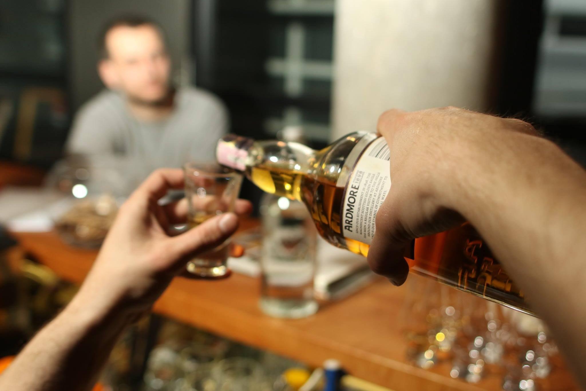 Een whisky tasting organiseren, waar moet je op letten?