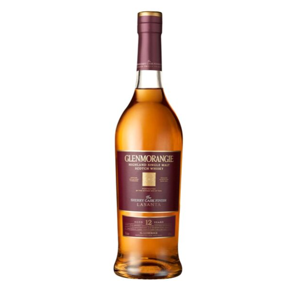 Glenmorangie Lasanta 70CL Single Malt Scotch Whisky - 12 Years Old