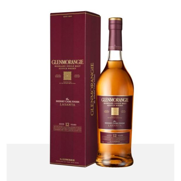 Glenmorangie Glenmorangie Lasanta 70CL Single Malt Scotch Whisky - 12 Years Old