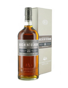 Auchentoshan Three Wood in Giftbox 70CL