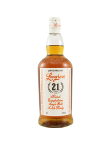 Longrow 21 Year Old 70CL   2020 Limited Edition