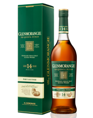 Glenmorangie Quinta Ruban 70CL - 14 Years Old