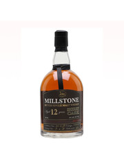 Millstone 12 Year Sherry Cask Dutch Single Malt Whiskys 70CL