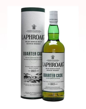 Laphroaig Quarter Cask Single Malt 70CL