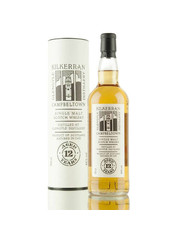 Kilkerran 12 Years Old 70CL - Bottled 2017