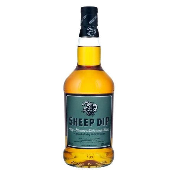 Sheep-dip Islay Blended Malt Scotch Whisky