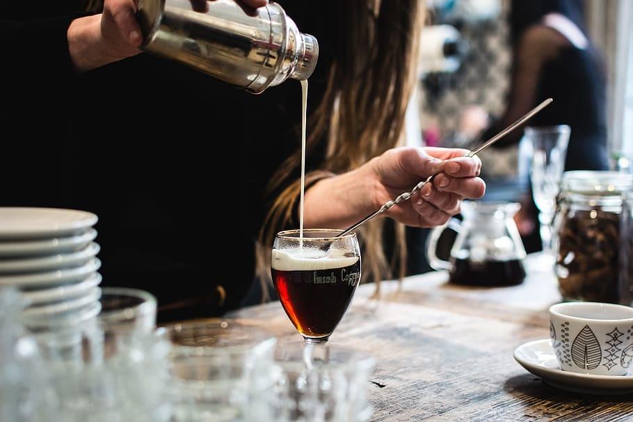 Hou jij van Irish coffee? Deze Whisky is daarvoor het beste