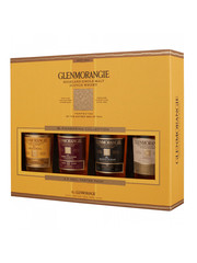 Glenmorangie 4x single malt proeverij set