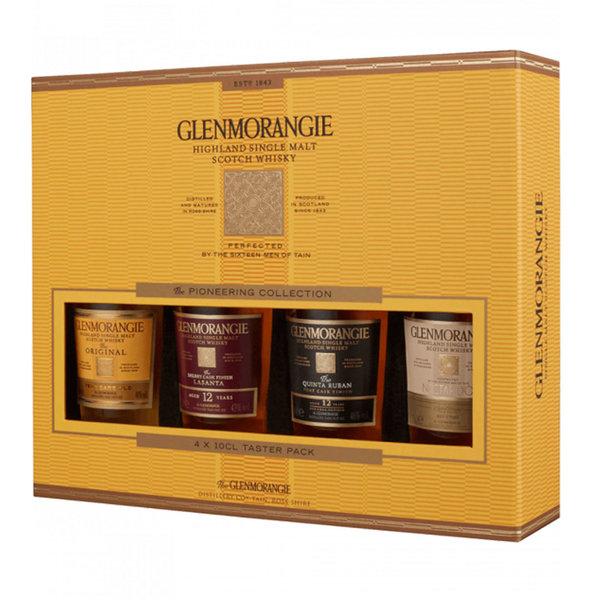 Glenmorangie Glenmorangie - 4x single malt proeverij set
