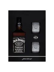 Jack Daniel's Giftpack + 2 Glazen