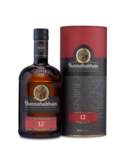 Bunnahabhain 12 Year 70CL in Giftbox