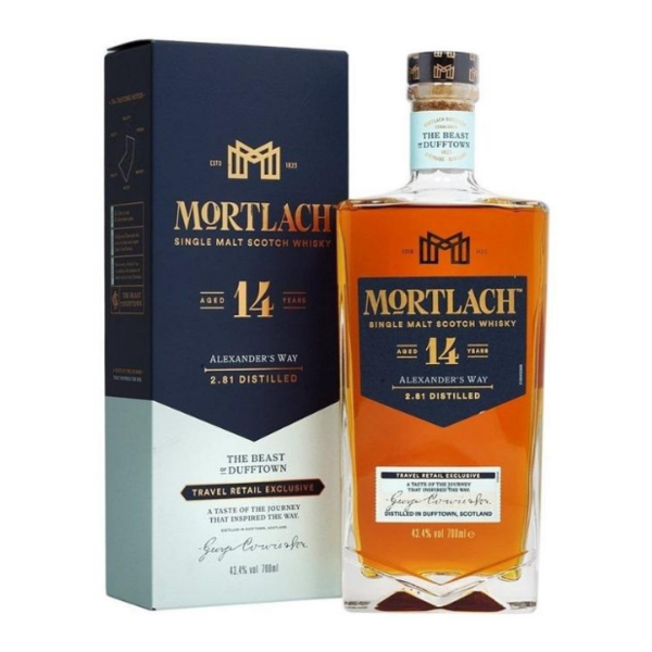 Mortlach 14 Years 70CL Alexander's Way
