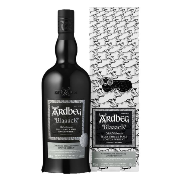 Ardbeg BlaaacK 70CL The Ultimate LIMITED EDITION