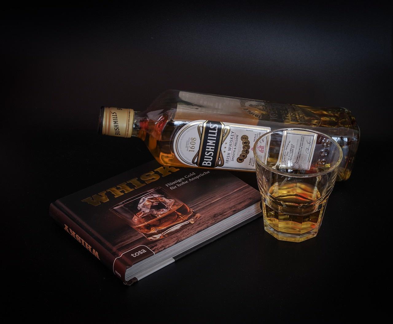 Iemand jarig? Doe een whisky cadeau