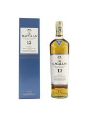 Macallan 12 years triple cask in giftbox