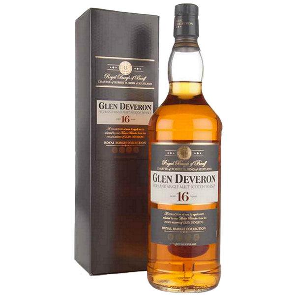 Glen Deveron Glen Deveron 16 Years + Gb