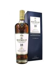 Macallan 18 years double cask