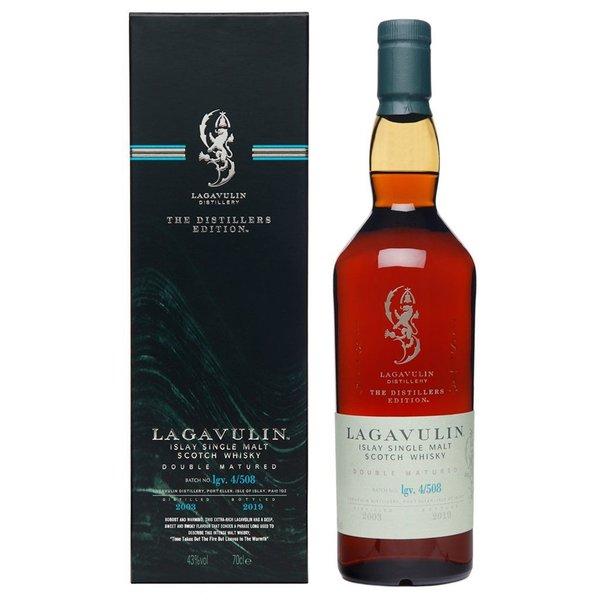 Lagavulin Distillers Edition 2003 - 2019 + GB