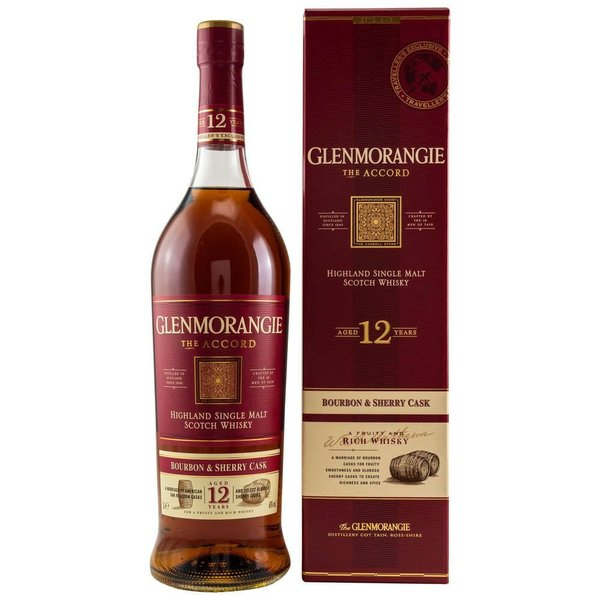 Glenmorangie 12 Years Accord in Giftbox