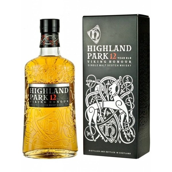Highland Park 12 Years in Giftbox
