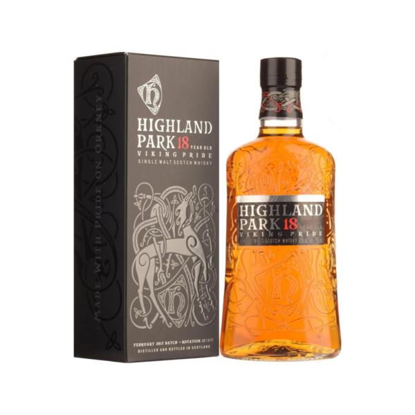 Highland Park 18 Years in Giftbox