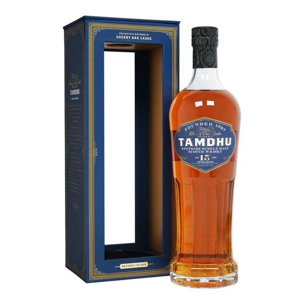 Tamdhu Tamdhu 15 Years + GB