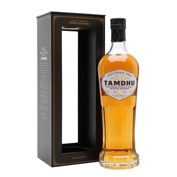 Tamdhu Tamdhu 12 Years + Gb
