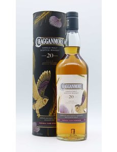 cragganmore 20 years Special Release 21 + GB