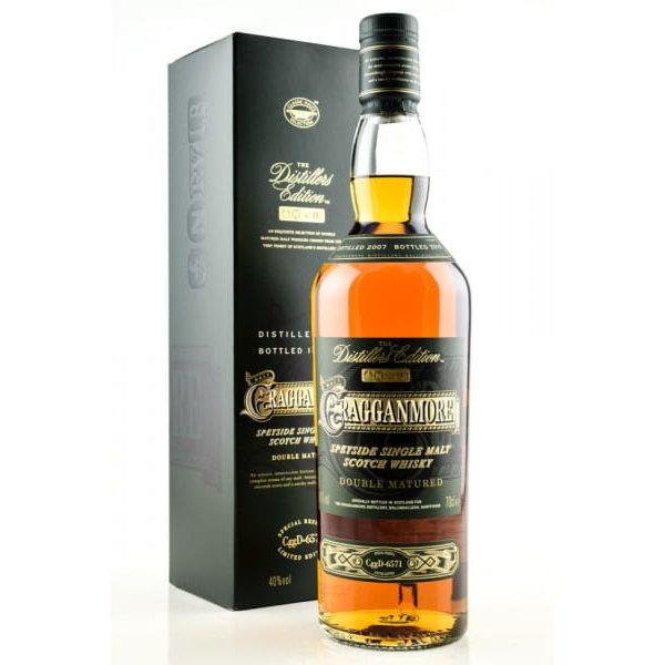 cragganmore Cragganmore Distillers Edition 2007-2019 + GB