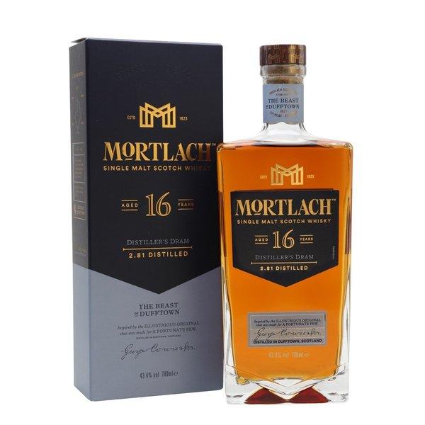 Mortlach Mortlach 16 Years + GB