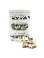 Edradour Whisky Fudge in blik 300 gram