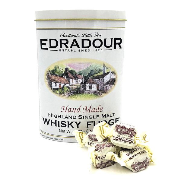 Edradour Edradour Whisky Fudge in blik 300 gram