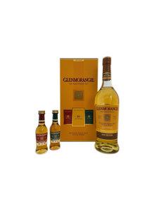 Glenmorangie 10y The Orignal 70cl + 5cl Lasanta + 5cl Quinta