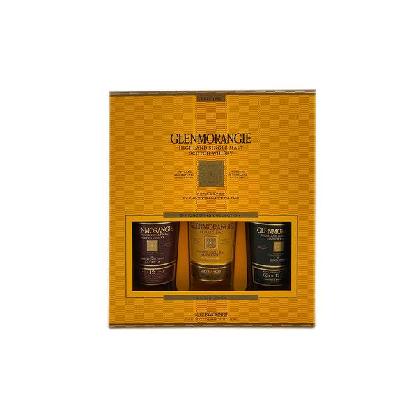 Glenmorangie The Orginal + Lasanta + Quinta Ruban