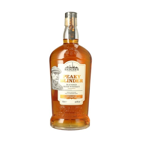 Sadlers Peaky Blinder Irish Whiskey  70CL