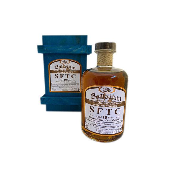 Edradour Ballechin SFTC 10 Years Oloroso Sherry
