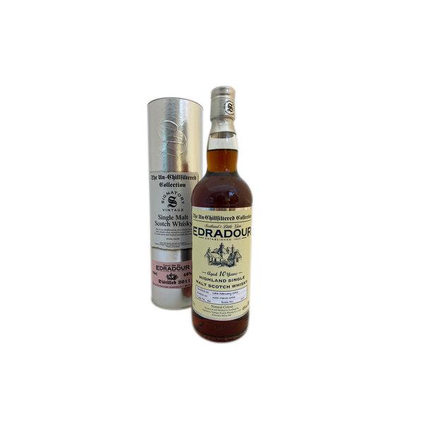 Signatory Vintage Edradour 2011 Single Malt Scotch 10 Years