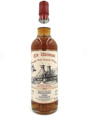 The Ultimate Ballechin 11 years 2009 Cask Strength