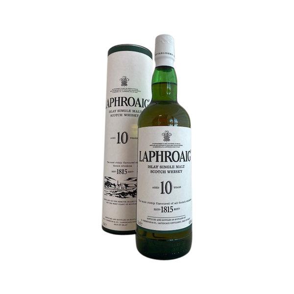 Laphroaig 10 Years Single Malt