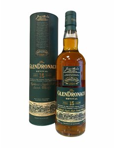 GlenDronach 15 Years Revival 70CL
