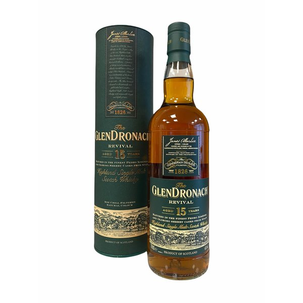 GlenDronach 15 Years Revival 70 CL