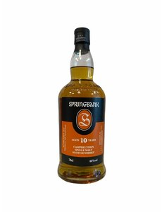 Springbank 10 Years Old 70CL