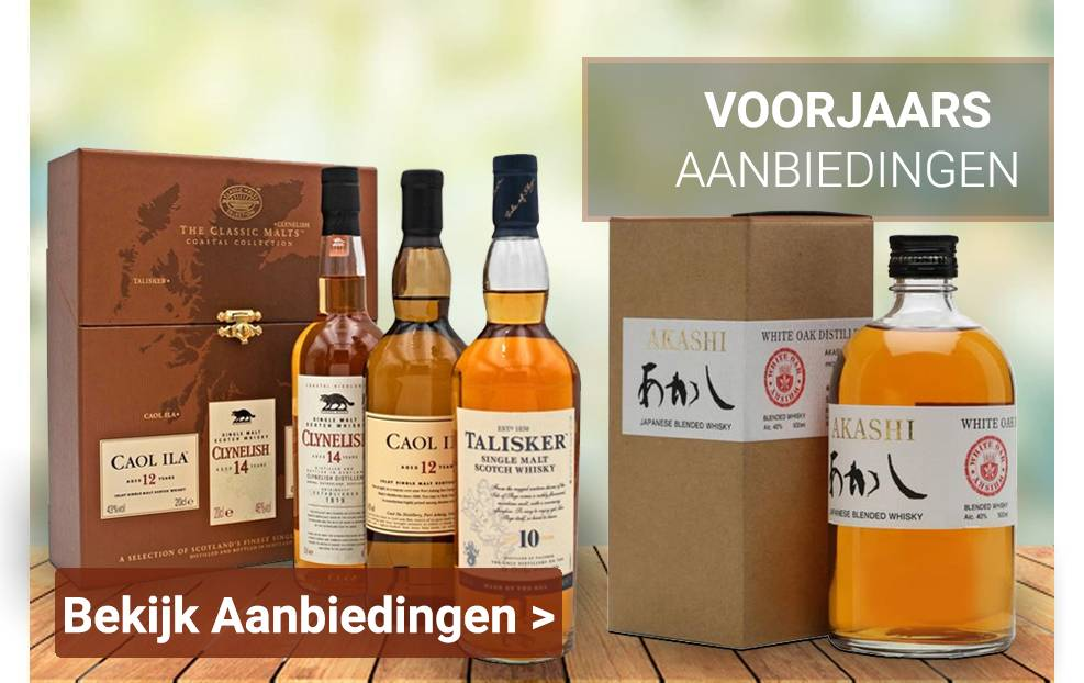Whisky kopen - Whisky bestellen