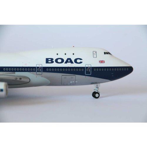 Gemini Jets 1:200 BOAC B747-100